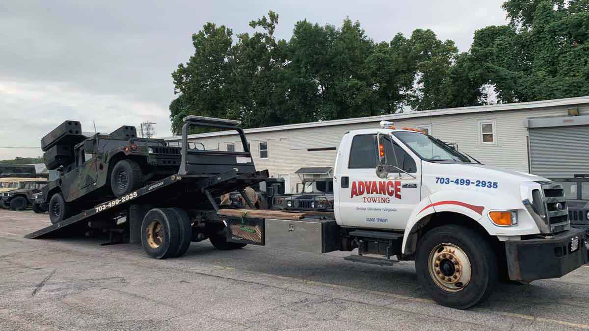 Fort Belvoir Towing Company