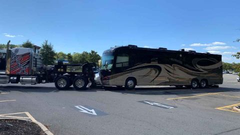 RV Towing DC