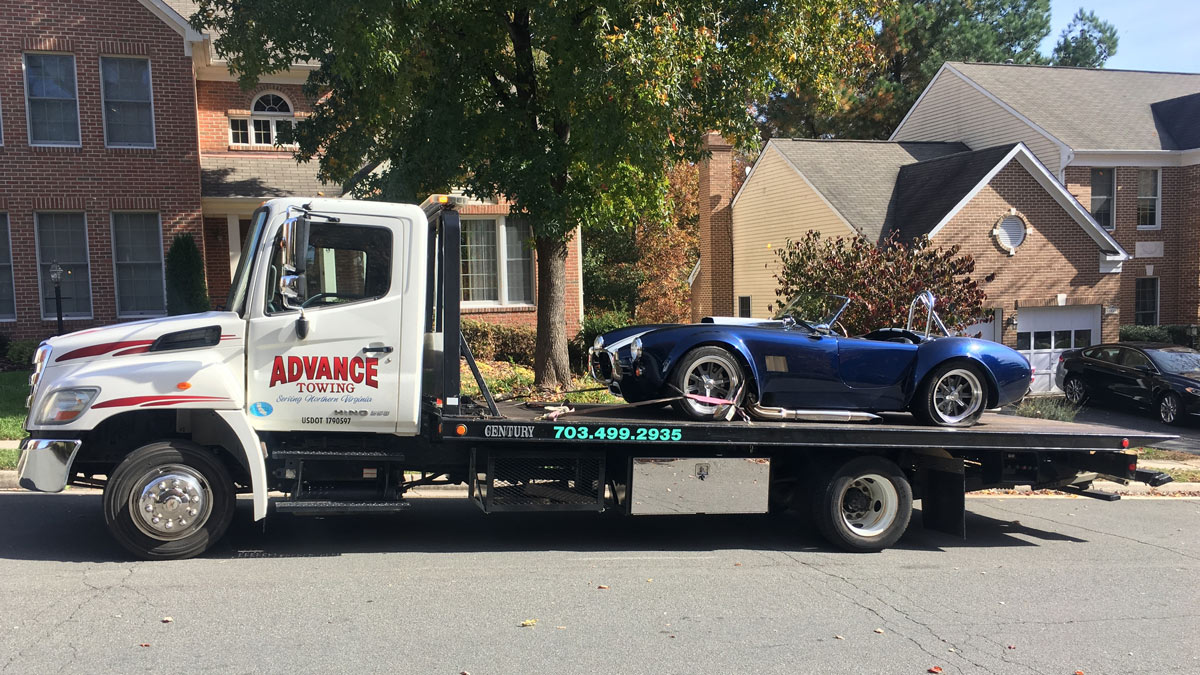 Annandale Towing Service Fast 24hr Towing Roadside