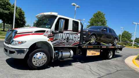 Towing Burke VA- Advance Towing Burke VA - Car & Heavy Truck Towing Burke VA
